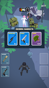 Agent Action Mod Apk 1.6.1 (Inexhaustible Banknotes + Endless Bullets) 3