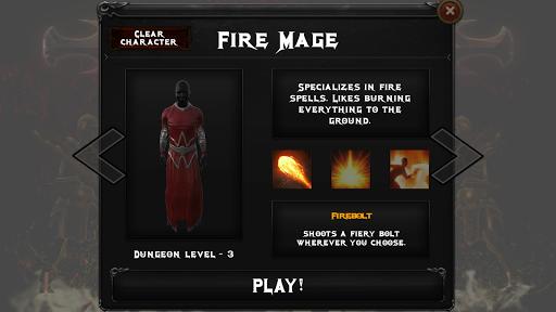 Powerlust - action RPG roguelike apkdebit screenshots 5