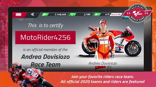 MotoGP Racing '20 apkpoly screenshots 7