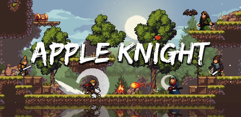 Apple Knight: Action Platformer poster 0