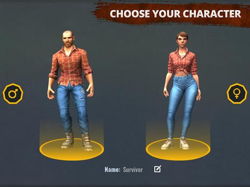 Days After: Zombie Survival Game. Apocalypse War  screenshots 7