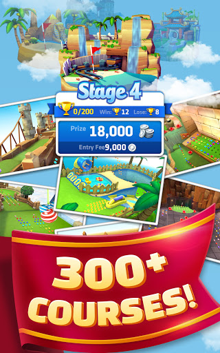 Mini Golf King - Multiplayer Game 3.30.2 Screenshots 9