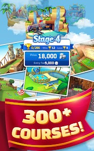 Mini Golf King Mod APK 3.41 (Unlimited money, coins) Latest Download 9