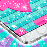 Colorful Keyboard For Android  Icon