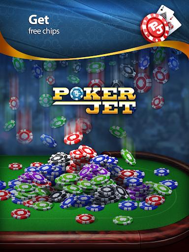 Poker Jet: Texas Holdem and Omaha  Screenshots 9