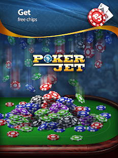 Poker Jet: Texas Holdem and Omaha 31.9 Screenshots 9