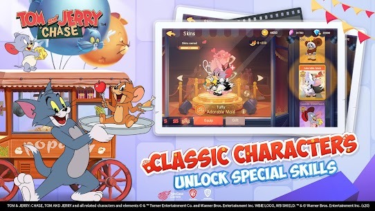 Tom and Jerry: Chase Mod 5.3.25 Apk (Unlocked) 3
