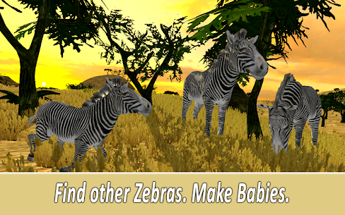 Zebra Family Simulator  Download For Pc (Install On Windows 7, 8, 10 And  Mac) 2