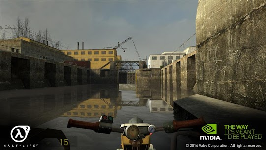 Half-Life 2 (MOD, Paid/On-Screen Controls/Ported From PC) v79 1