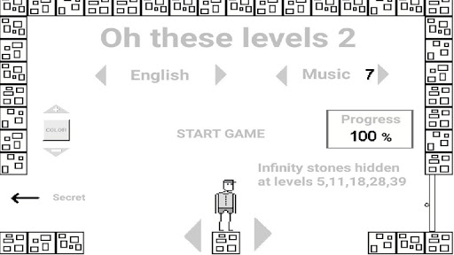 Oh these levels 2  screenshots 1