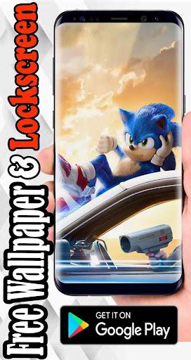 HD Sonic Wallpaper Art 1.0 screenshots 1