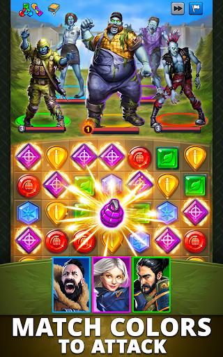 Puzzle Combat: Match-3 RPG screenshots 8