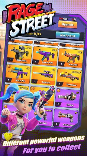 Rage Street - Shooting Game 0.1.9 screenshots 2