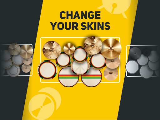 SUPER DRUM - Play Drum! android2mod screenshots 13