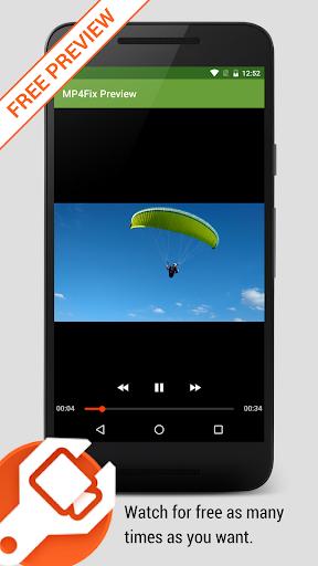 MP4Fix Video Repair Tool 2.3.1 Screenshots 5