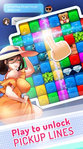 Eroblast: Waifu Dating Sim android2mod screenshots 3