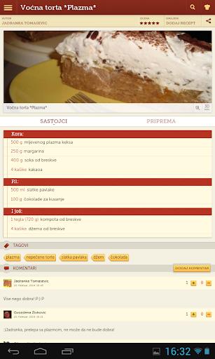 Recepti - Kuvar 1.0.11 Screenshots 12
