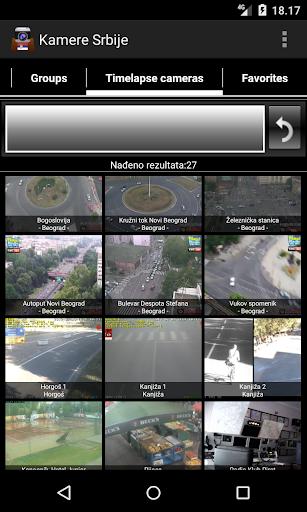 Webcams Belgrade and Serbia 8.6.3 screenshots 4