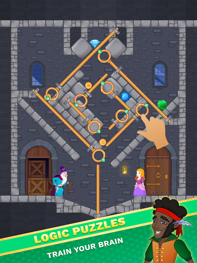 How To Loot: Pull Pin & Logic Puzzles  screenshots 9
