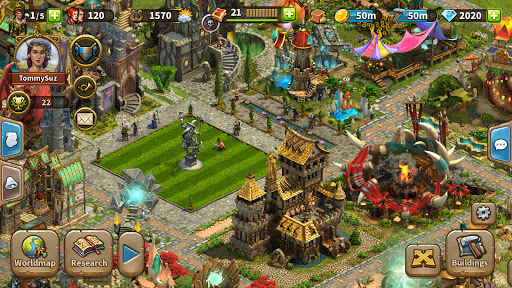 Elvenar - Fantasy Kingdom 1.118.3 screenshots 16