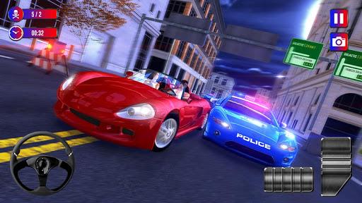 Police Cop Chase Racing: City Crime apkdebit screenshots 4