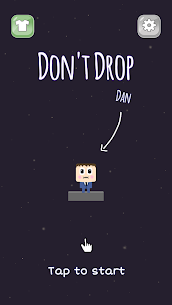 Don't Drop Dan: Tap to survive! Online Hack Android & iOS 1
