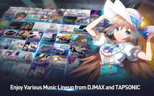 TAPSONIC TOP - Music Grand prix 1.23.11 Screenshots 9