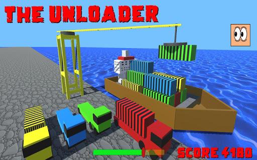 the unloader screenshot 2