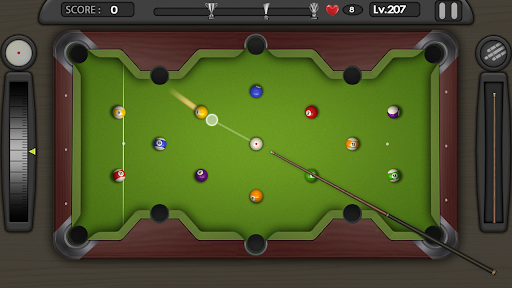 Billiards World - 8 ball pool modavailable screenshots 7