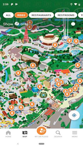Six Flags apktram screenshots 2