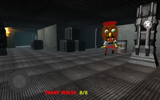 scary neighbor sponge survival escape screenshot 3