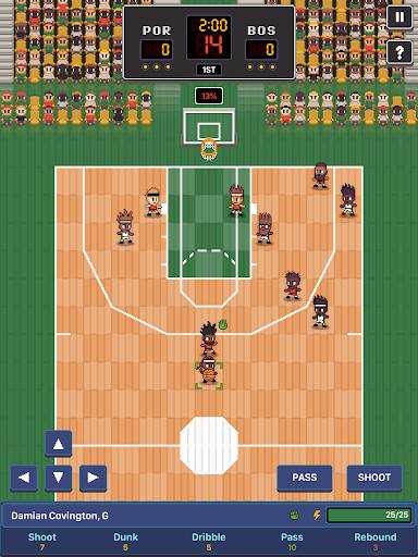 Hoop League Tactics  screenshots 12
