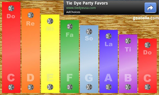 Kid's Xylophone Lite For PC Windows (7, 8, 10, 10X) & Mac Computer Image Number- 6