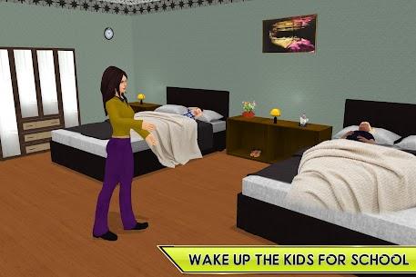 Police Mom Family Simulator: Happy Family Life 2