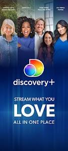 discovery+   Stream TV Shows 1.16.0