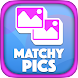 Matchy Pics - Match Games & Puzzle Games Free - Androidアプリ