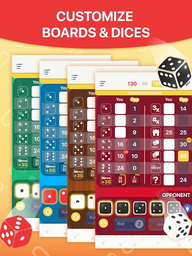 Yatzy - Dice Game  screenshots 18
