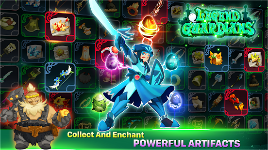Legend Guardians: Epic Heroes Fighting Action RPG Screenshot