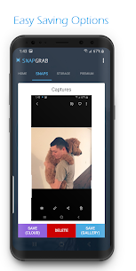 SnapGrab Pro v2.0.4 MOD APK – Private Screenshot Tool with Encryption 4