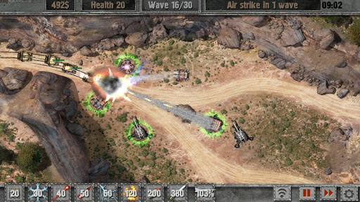 Defense Zone 2 HD Lite 1.7.0 screenshots 4