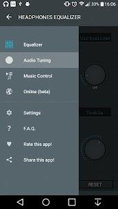 Headphones Equalizer Premium Cracked APK 4