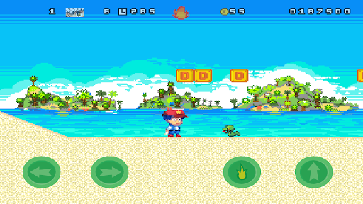 Super Dario World 2 - Jungle Boy Adventure 2020  screenshots 4
