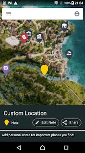MapGenie: AC Odyssey Map