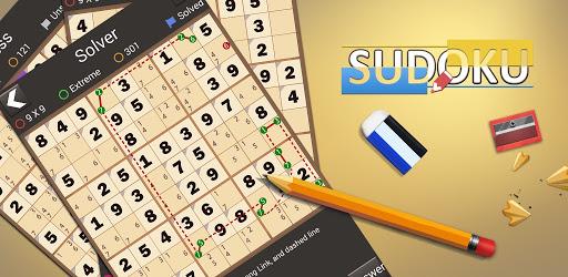 Screenshot of Sudoku Pro-Offline Classic Sudoku Puzzle Game