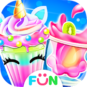 Unicorn Milkshake Maker –Cool Drink Milkshake Game