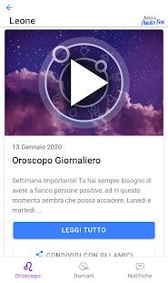 Astri di Paolo Fox - Oroscopo 3.2.4.9 Screenshots 3