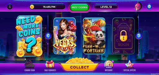 Crazino Slots: Vegas Casino 1.2.0 screenshots 9