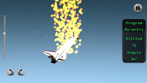Space Shuttle - Flight Simulator 0.2 screenshots 7