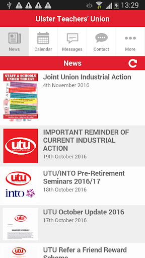 Ulster Teachers' Union