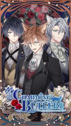 My Charming Butler: Anime Boyfriend Romance modiapk screenshots 1